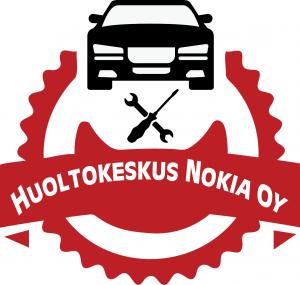 huoltokeskus-nokia-oy-logo-punainen